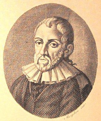 Bernardino Telesio - Image: Bernardino Telesio