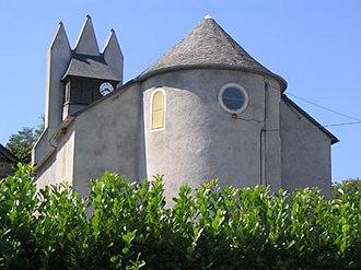 Trinitarian steeple - Image: Berrogain eglise trini