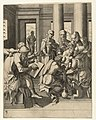Besnijdenis van Johannes de Doper Het leven van Johannes de Doper (serietitel), RP-P-1980-115.jpg