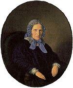 """Heine's mother, """"Betty"""" (Source: Wikimedia)"""