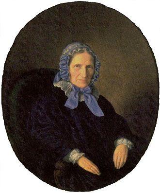 """Heinrich Heine - Heine's mother, """"Betty"""""""