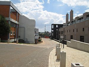University of the Witwatersrand - West Campus, formerly the Milner Park showgrounds, was acquired by Wits in 1984.