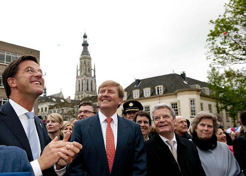 Dia da Libertação na Holanda