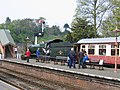 Bewdley Station, Severn Valley Railway - geograph.org.uk - 5566.jpg