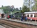 Bewdley Station, Severn Valley Railway - geograph.org.uk - 5566.jpg