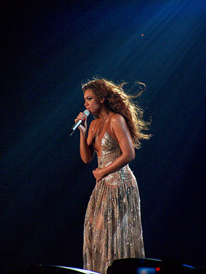 "Dangerously in Love 2 - Beyoncé performing ""Dangerously in Love"" during The Beyoncé Experience."