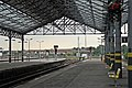 Beyond the canopy, Southport Railway Station (geograph 2992985).jpg