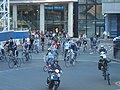 Bicycle protest on Addington Street - geograph.org.uk - 1510690.jpg