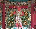 Bidara, gardien de la porte Yasha-mon du temple Taiyuin (Nikko, Japon) (43310857122).jpg