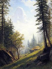 Among the Bernese Alps