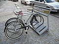 Bike rental, Spielberk Office Centre.jpg