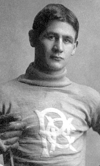 Billy Baird - Baird with the Pittsburgh Professionals in the 1906–07 season.