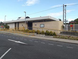 Birkdale, Queensland - Birkdale Railway Station, 2012
