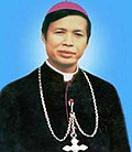 Bishop Joseph Nguyen Quang Tuyen, bishop of Bac Ninh.jpg