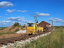 Bksm railway K-10 with freight train.jpg