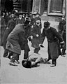 Black Friday, attacked suffragette on the ground.jpg