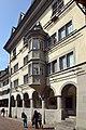 Bleulerhaus (Rapperswil) - Hintergasse 2013-04-01 14-41-15 ShiftN.jpg