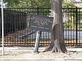 Blockhouse historical marker, Jacksonville.JPG