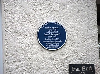 Israel Zangwill - Far End, East Preston, West Sussex