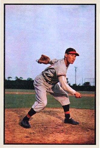 Bob Feller - Feller c. 1953