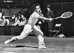 Bobby Riggs at 1939 Wimbledon Championships.jpg