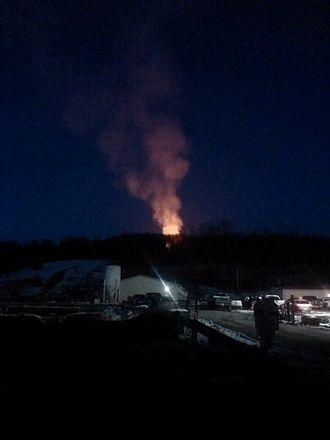 Bobtown, Pennsylvania - February 11, 2014