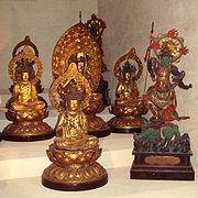 Bodhisattvas Pantheon