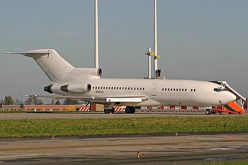 Boeing 727-30 Grecoair, BRU Brussels (Bruxelles) (National-Zaventem), Belgium PP1164016542