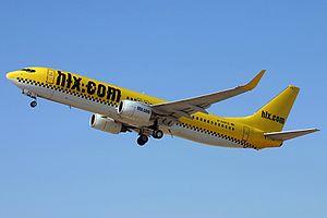 Hapag-Lloyd Express - Hapag-Lloyd Express Boeing 737-800