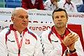 Bogdan Wenta and Daniel Waszkiewicz - Handball-Teamchefs Poland (1).jpg