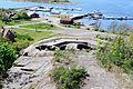 Bolaerne MG stilling med utsikt over havneomraadet.jpg