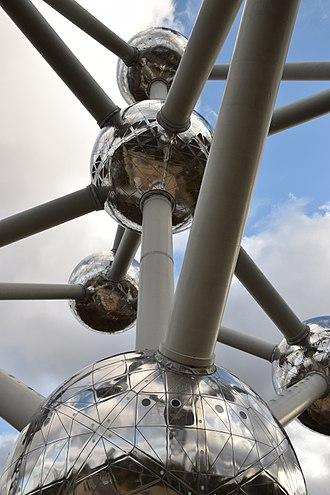 Atomium - Image: Bollen Atomium