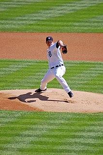 Jeremy Bonderman American baseball player