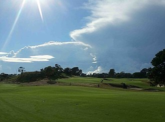 Pagewood, New South Wales - Image: Bonnie Doon Golf Course