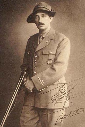 Axis leaders of World War II - Tsar Boris III.