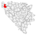 BosanskaKrupa Municipality Location.svg