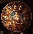 Bottega di maestro giorgio andreoli, coppa a rilievo con la maddalena, 1530-40 circa.JPG