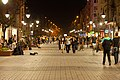 Boulevard Vitosha at night, Sofia PD 2012 21.jpg