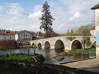 Bourdeilles Commune in Nouvelle-Aquitaine, France