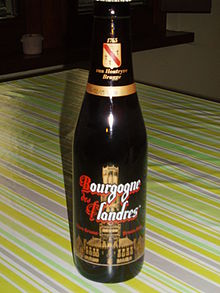 Description de l'image Bourgogne des Flandres bruin.JPG.