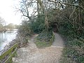 Bournemouth , The River Stour Riverside Path - geograph.org.uk - 1704390.jpg