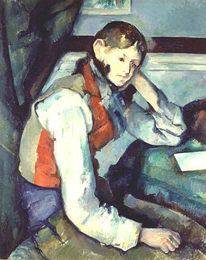 The Boy in the Red Vest - Image: Boy in the Red Vest