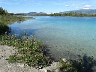 Boya Lake Provincial Park