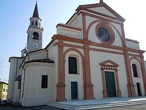 Primo Mazzolari - Image: Bozzolo Chiesa S. Pietro