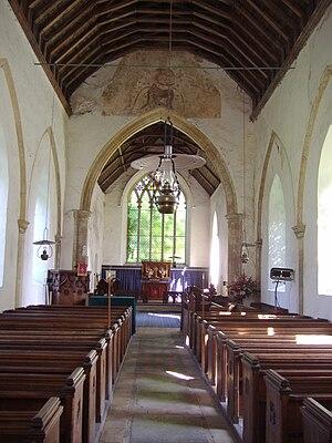 Bradfield, Norfolk - Image: Bradfield Parish Church 1st September 2008 (3)