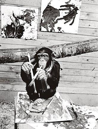 "Pierre Brassau - Peter (aka ""Pierre Brassau"") in 1964"