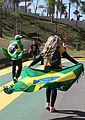 Brazil and Croatia match at the FIFA World Cup (2014-06-12; fans) 44.jpg