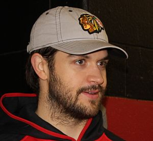 Brent Seabrook - Seabrook in December 2015