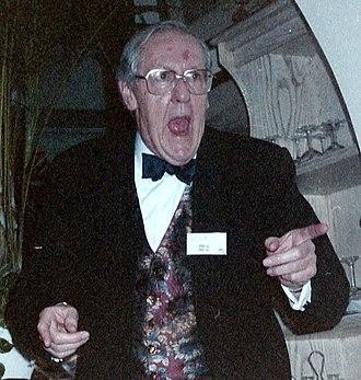 Brian Aldiss - In 2012
