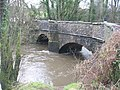 Bridge over the River Rhymney - geograph.org.uk - 336479.jpg